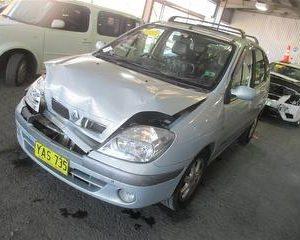 2009 Renault Koleos H45 2 0l M9r Asv Euro Car Parts