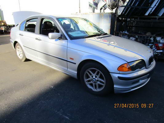 2001 Bmw 318i E46 M43 Asv Euro Car Parts European Auto Spares