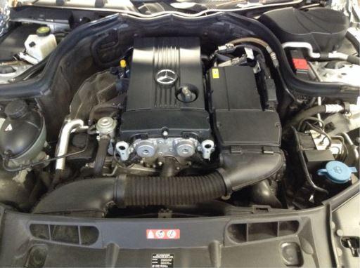 2009 MERCEDES-BENZ C200K W204 M271 – ASV Euro Car Parts