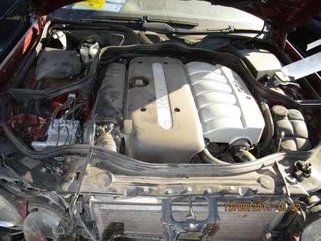 2003 Mercedes Benz E270 Cdi W211 Pm647 961 Asv Euro Car